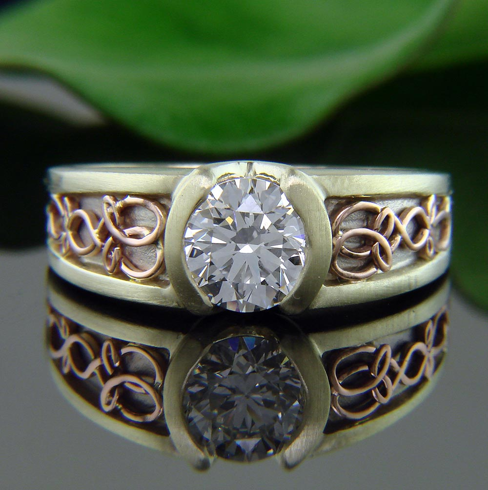 celtic rings � not just for celts 171 green lake jewelry works