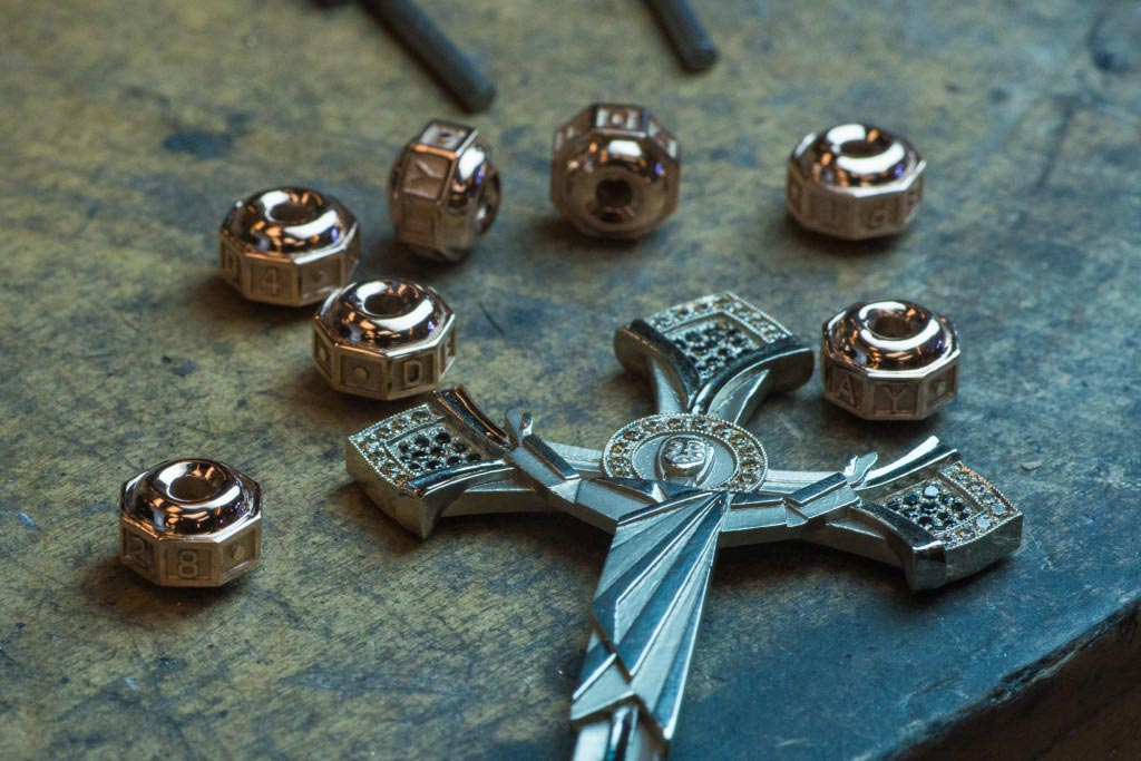 golden tate touchdown jesus 171 green lake jewelry works