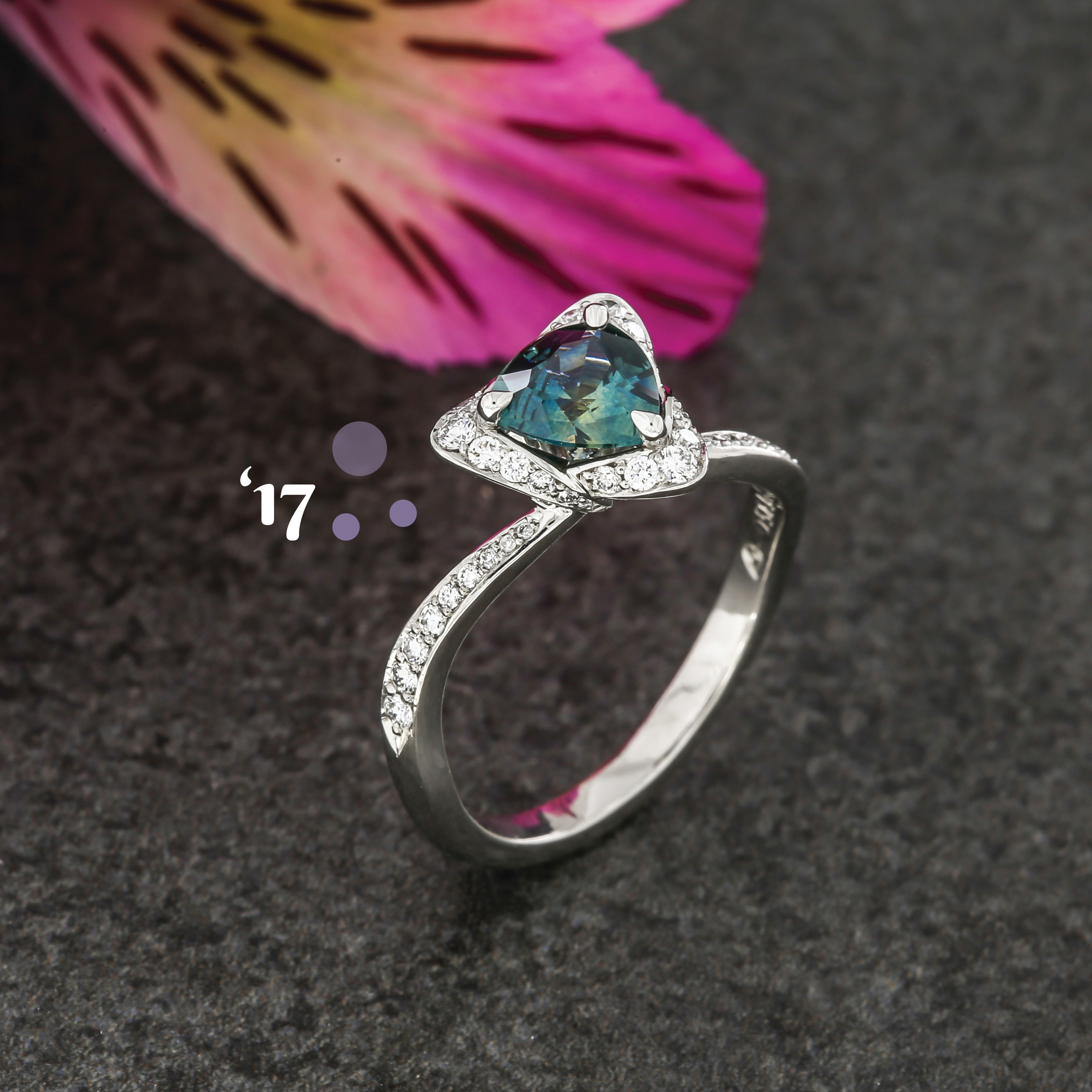 promise unique unusual rings diamond beautiful and colorful non engagement wedding